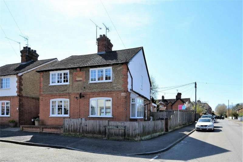 2 Bedrooms Semi Detached House for sale in Cromwell Road, ASCOT, Berkshire