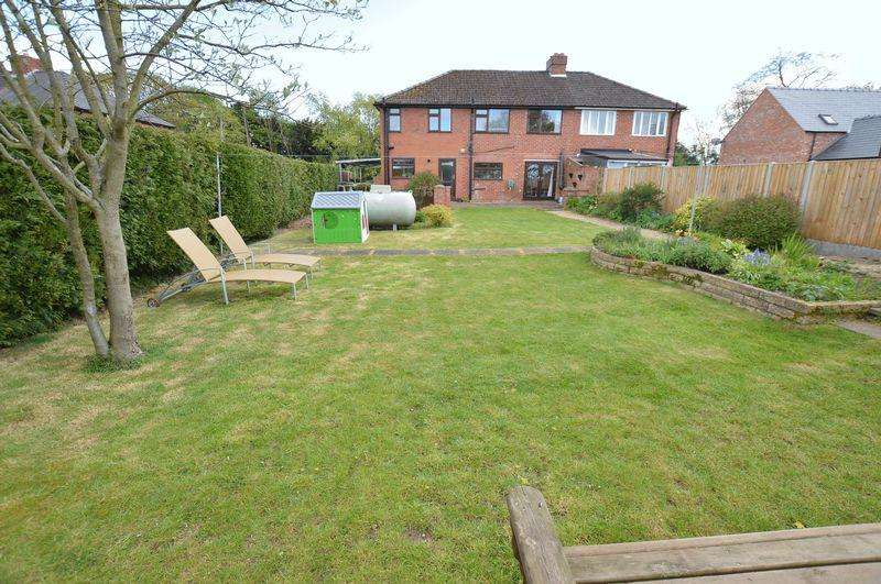 4 Bedrooms Semi Detached House for sale in Kirkby on Bain, Woodhall Spa