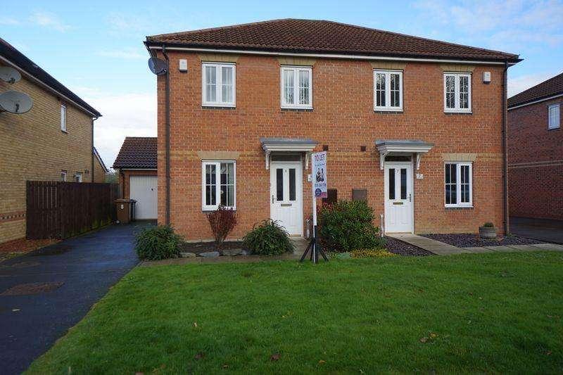 3 Bedrooms Semi Detached House for sale in Maybury Villas Longbenton