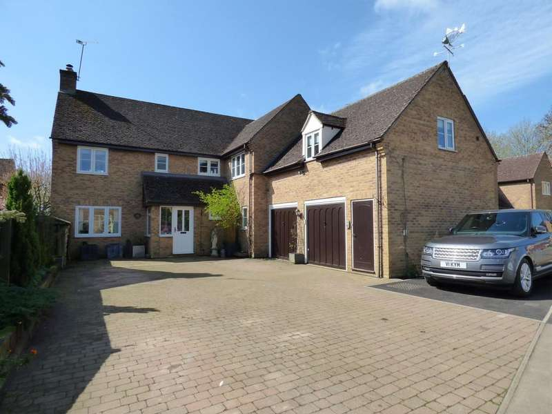 5 Bedrooms Detached House for sale in Hook Norton, Oxfordshire
