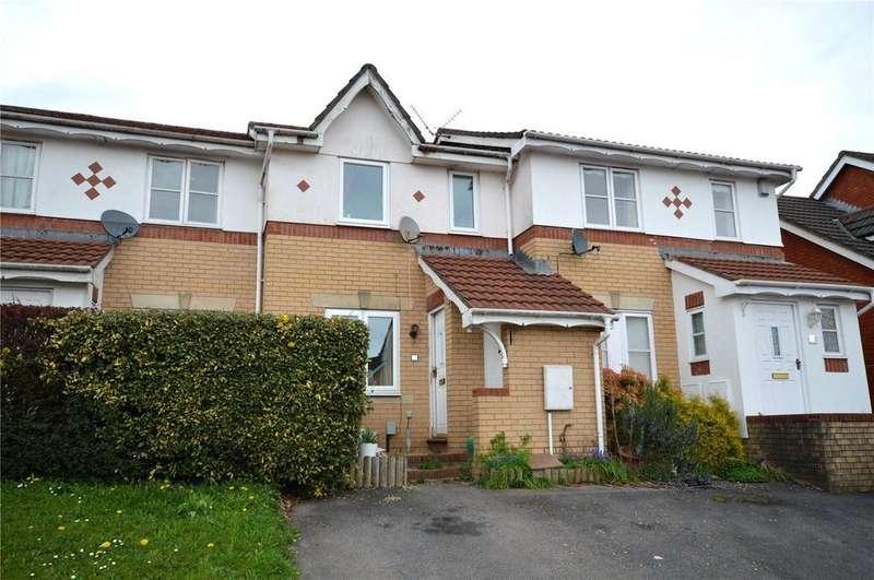 2 Bedrooms Terraced House for sale in Kinsale Close, Pontprennau, Cardiff, CF23