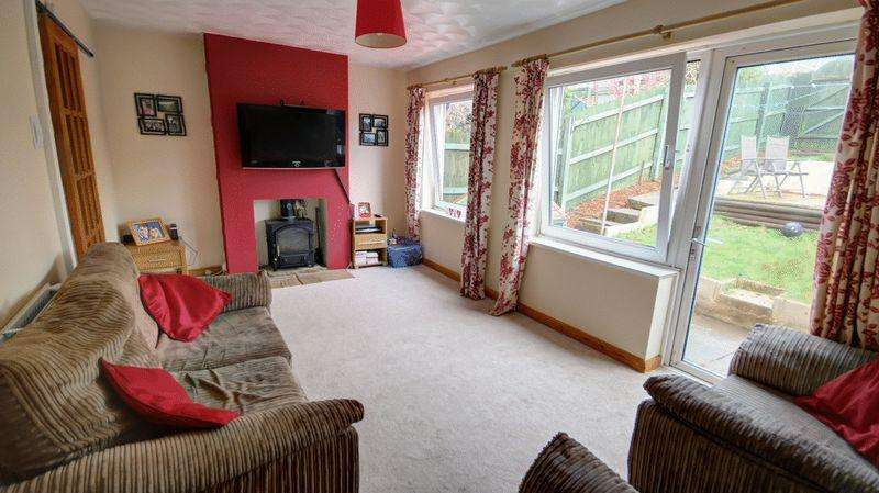 3 Bedrooms Terraced House for sale in Iolanthe Drive, Exeter