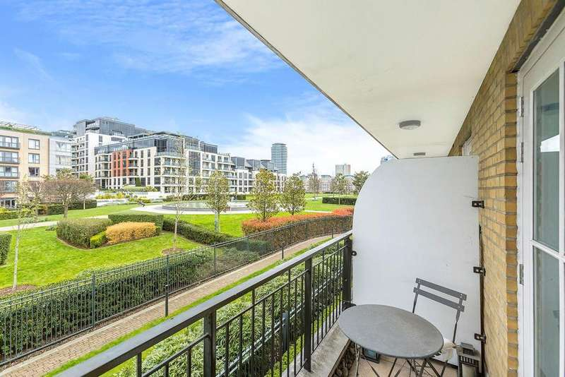 3 Bedrooms Apartment Flat for sale in Greensward House