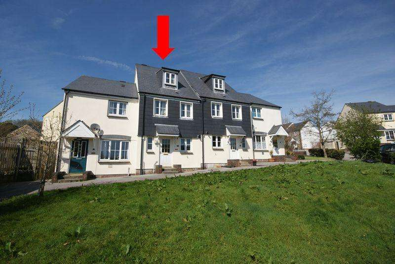 3 Bedrooms Terraced House for sale in Helman Tor View, Bodmin