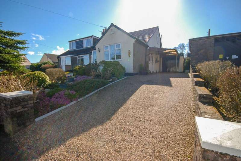 2 Bedrooms Semi Detached House for sale in Central Drive, Buxton