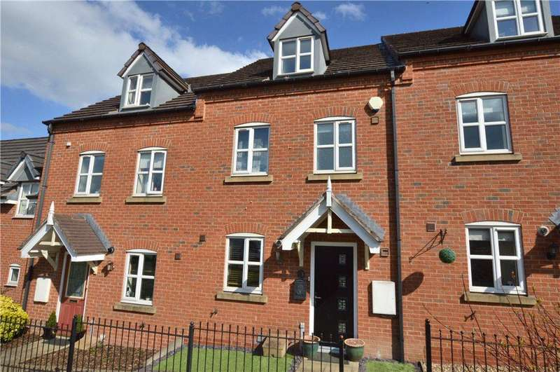 3 Bedrooms House for sale in Meadow Side Road, East Ardsley, Wakefield, West Yorkshire