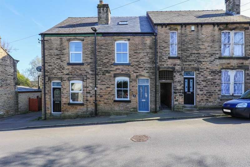 3 Bedrooms Terraced House for sale in Carr Road, Walkley