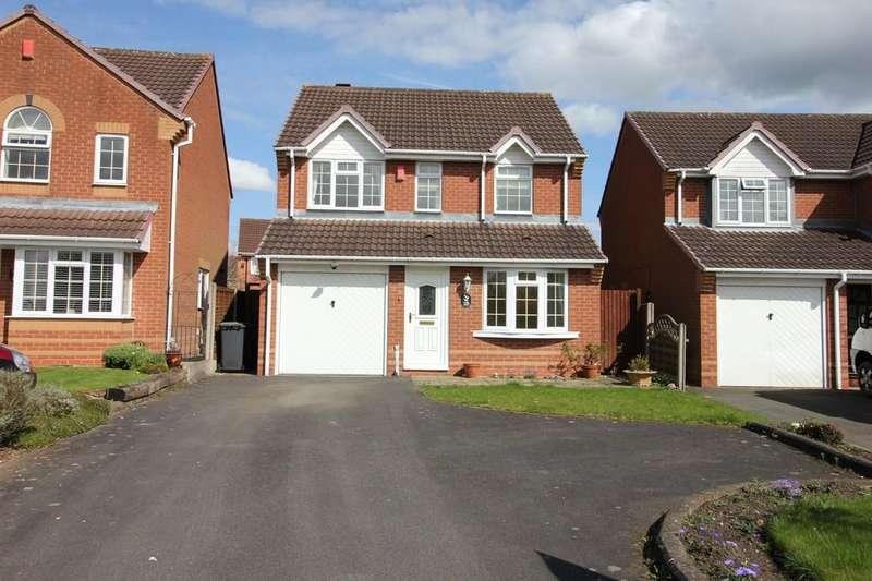 3 Bedrooms Detached House for sale in Daybell Road, Moira