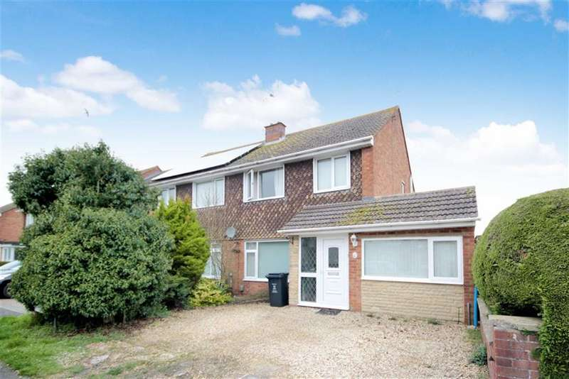 4 Bedrooms Semi Detached House for sale in Wroughton