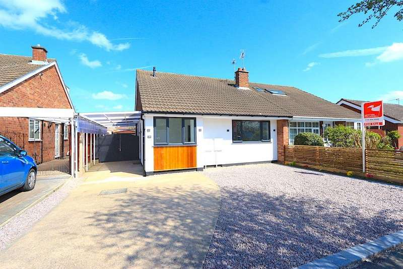 3 Bedrooms Detached House for sale in Rushmere Walk, Leicester Forest East