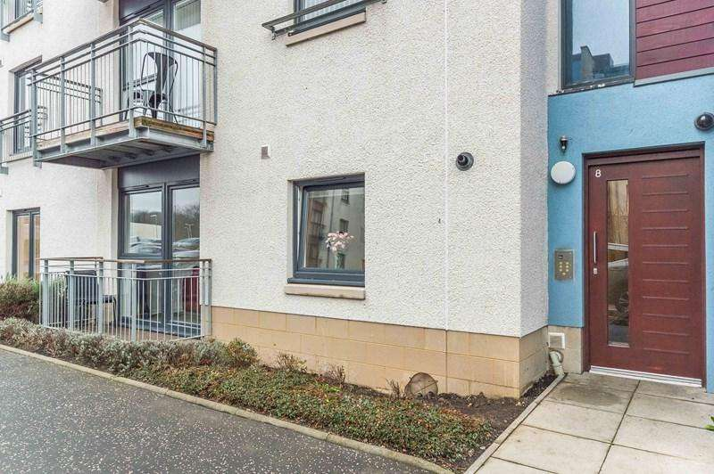 2 Bedrooms Property for sale in 8/2 East Pilton Farm Place, Edinburgh, City Of Edinburgh, EH5 2QS