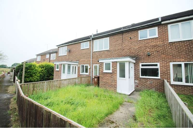 3 Bedrooms Property for sale in Newlands View, Crook, Durham, DL15 8PY