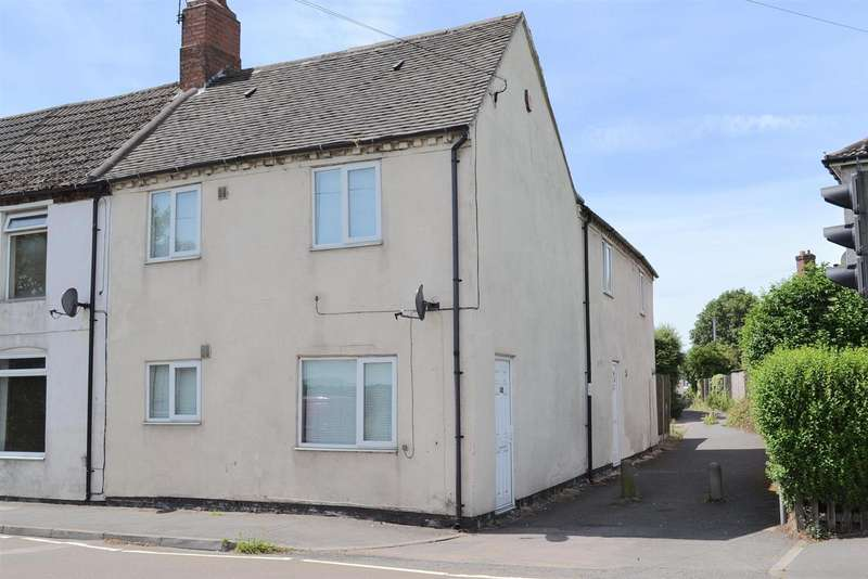 2 Bedrooms Flat for sale in Burton Road, Midway, Swadlincote