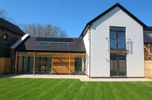 3 Bedrooms Detached House for sale in Sheep Field Gardens, Portishead, Bristol