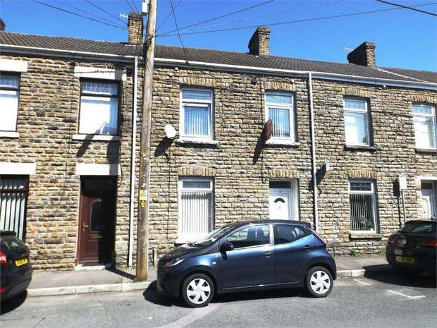 3 Bedrooms Terraced House for sale in Osterley Street, Briton Ferry, Neath, West Glamorgan