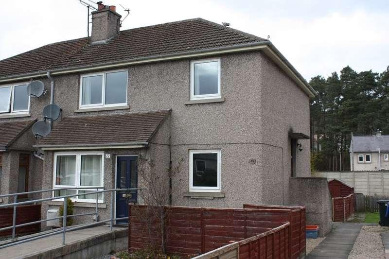 1 Bedroom Flat for sale in Morriston Road, ELGIN, IV30