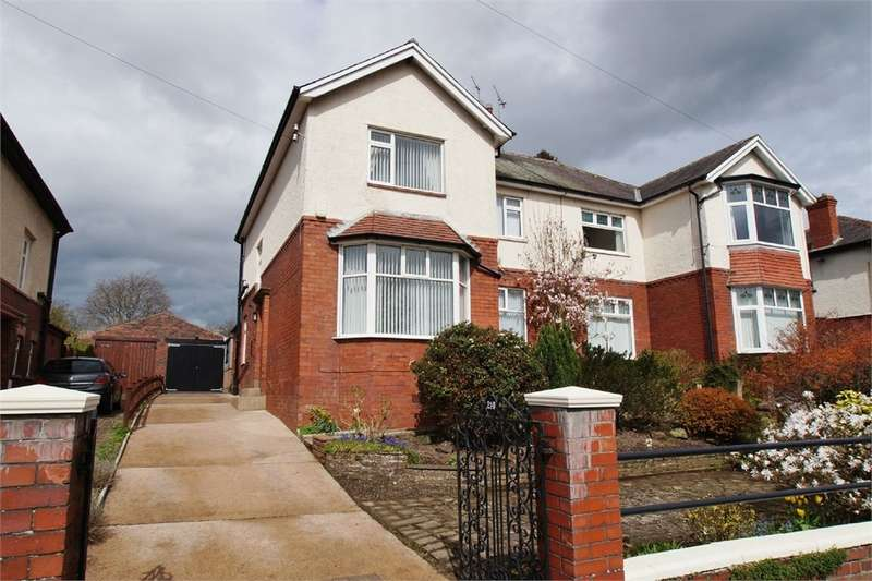 3 Bedrooms Semi Detached House for sale in CA2 7NJ Newtown Road, CARLISLE, Cumbria