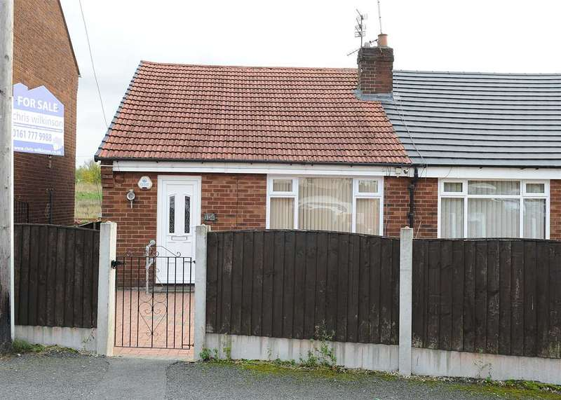 2 Bedrooms Bungalow for sale in 103 Harewood Road, Irlam M44 6DL