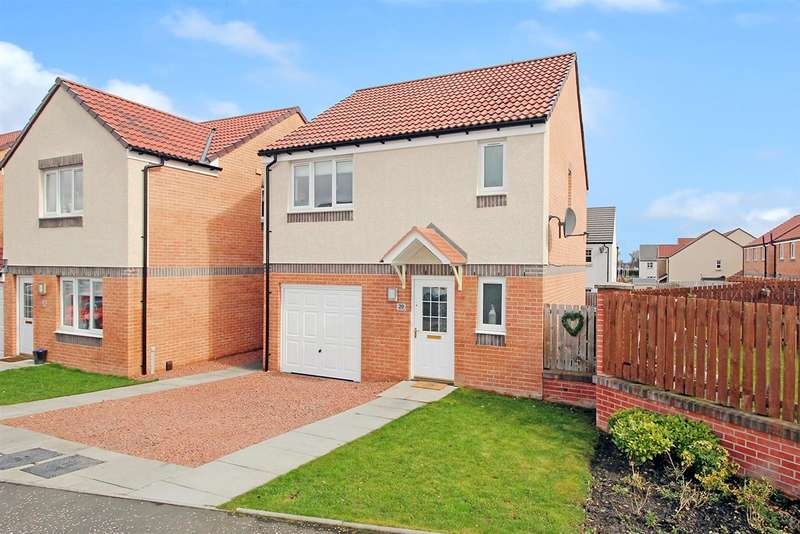 3 Bedrooms Detached House for sale in Rankin Drive, Hill of Kinnaird, Larbert