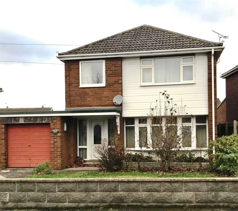 3 Bedrooms Detached House for sale in Messingham Road, Scunthorpe