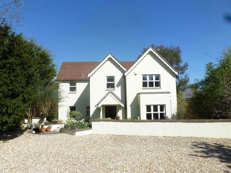 4 Bedrooms Detached House for sale in Victoria House, 68A West Street, Banwell