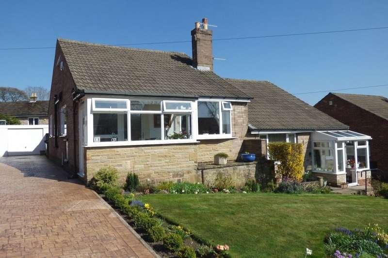 2 Bedrooms Semi Detached Bungalow for sale in Elmfield, Baildon, Shipley, BD17