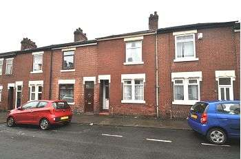 2 Bedrooms Terraced House for sale in Harris Street, Penkhull, Stoke-on-Trent, ST4 7EZ