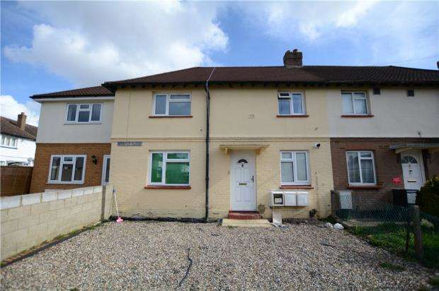 3 Bedrooms Terraced House for sale in Myrtle Close, West Drayton