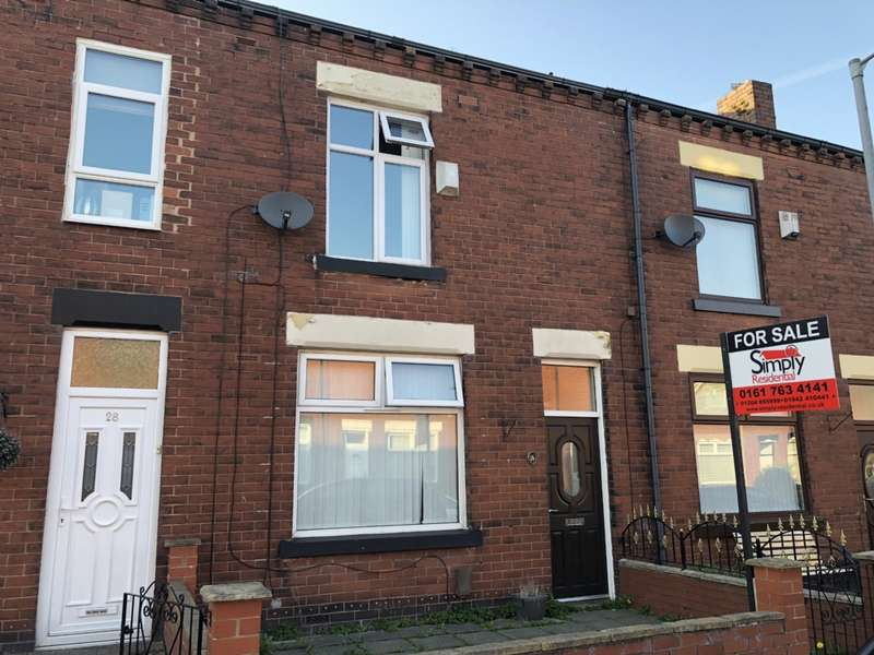 3 Bedrooms Terraced House for sale in Peveril Street