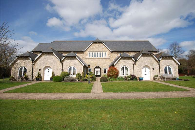 2 Bedrooms Retirement Property for sale in Bemerton Farm, Lower Road, Salisbury, Wiltshire, SP2