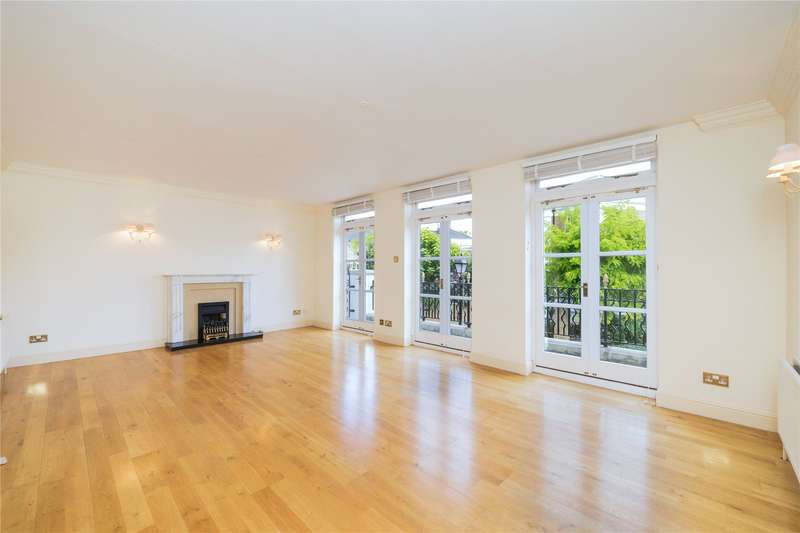 4 Bedrooms Terraced House for sale in Thames Crescent, Chiswick, London, W4