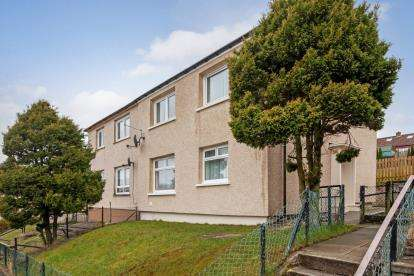 4 Bedrooms Semi Detached House for sale in Cambridge Road, Greenock