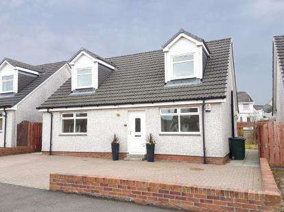 3 Bedrooms Detached House for sale in Maxwood Road, Galston