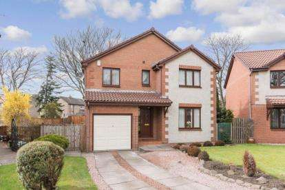 4 Bedrooms Detached House for sale in Titania, Alloa
