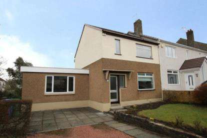 3 Bedrooms End Of Terrace House for sale in Airthrey Avenue, Jordanhill