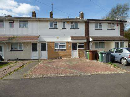 3 Bedrooms Terraced House for sale in Hucker Road, Walsall, West Midlands