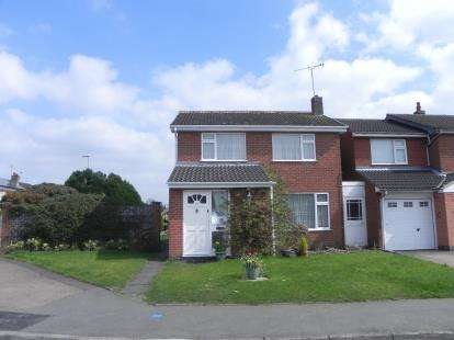 3 Bedrooms Detached House for sale in Severn Road, Oadby, Leicester, Leicestershire
