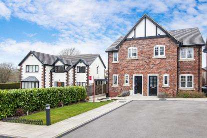 3 Bedrooms Semi Detached House for sale in Manor Road, Woodley, Stockport, Greater Manchester