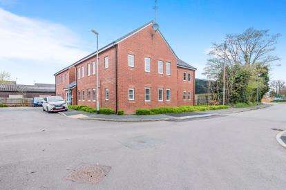 1 Bedroom Flat for sale in Salt Works Lane, Weston, Stafford, Staffordshire