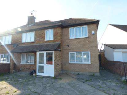 5 Bedrooms Semi Detached House for sale in Rainham, Essex, .