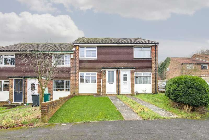 2 Bedrooms Terraced House for sale in Teg Close, Portslade, BN41 2GZ