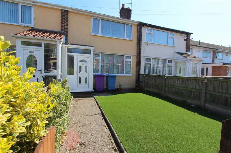 3 Bedrooms Town House for sale in Ashfield, Wavertree, Liverpool