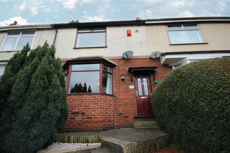 2 Bedrooms Town House for sale in Leek Road, Stoke, Stoke-on-Trent