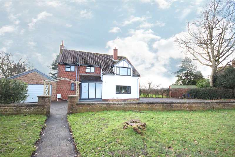 4 Bedrooms Detached House for sale in Calella, Bramshall Road, Uttoxeter, Staffordshire