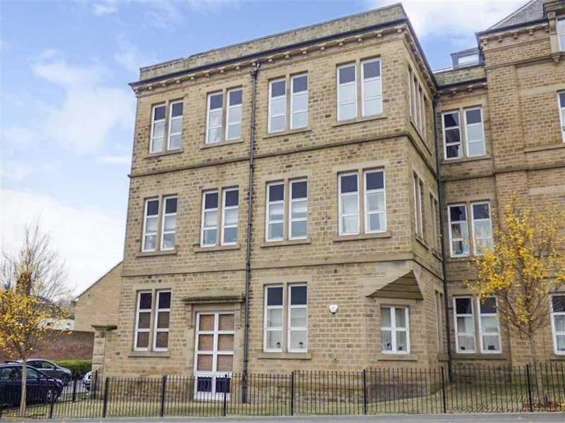 2 Bedrooms Apartment Flat for sale in Annie Smith Way, Birkby, Huddersfield