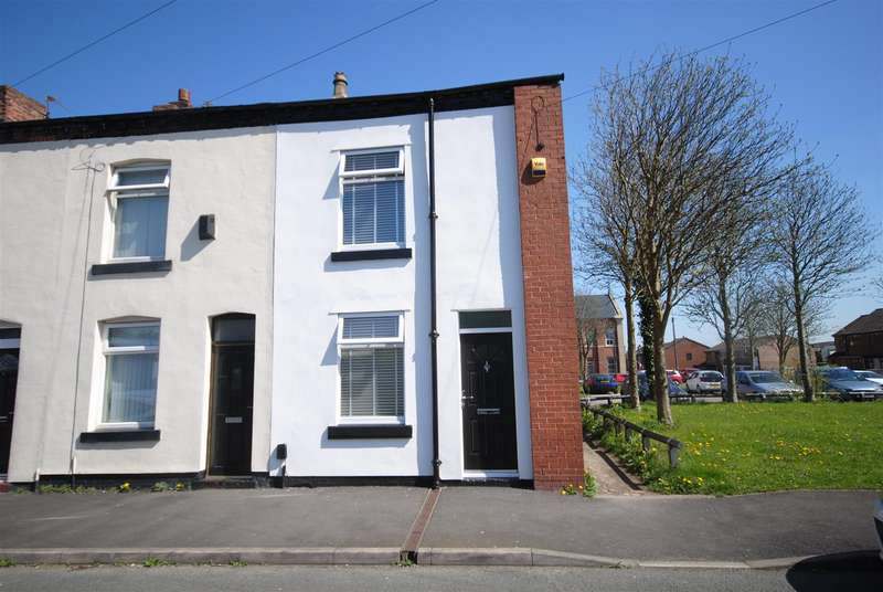 2 Bedrooms End Of Terrace House for sale in Alexandra Street, Newtown, Wigan
