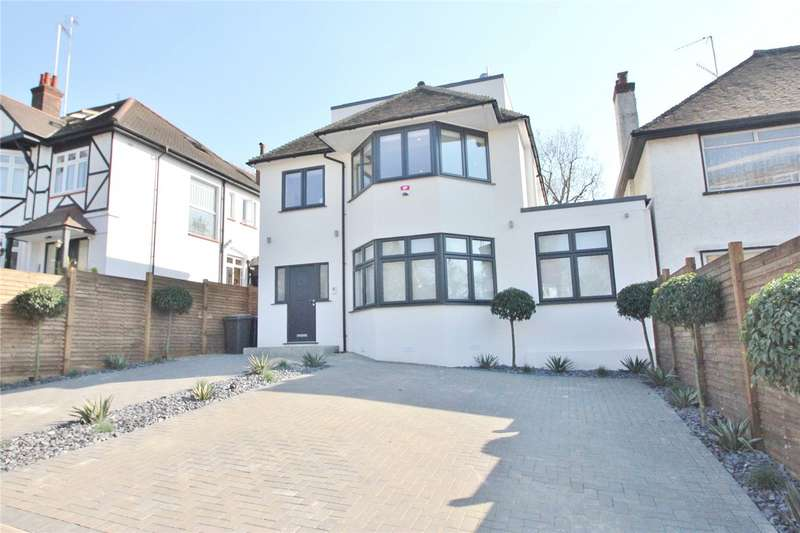 5 Bedrooms Detached House for sale in Wickliffe Avenue, Finchley, London, N3