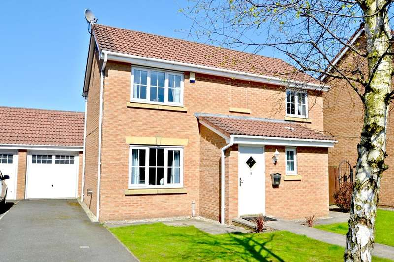 3 Bedrooms Detached House for sale in Edgecote Close, Sharston
