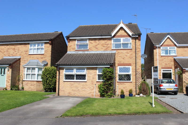 3 Bedrooms Detached House for sale in Yew Tree Close, Selby