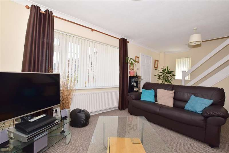 3 Bedrooms Semi Detached House for sale in Yarmouth Close, , Furnace Green, Crawley, West Sussex